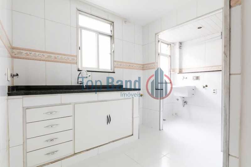 qa - Apartamento à venda Estrada dos Bandeirantes,Taquara, Rio de Janeiro - R$ 189.000 - TIAP20429 - 7