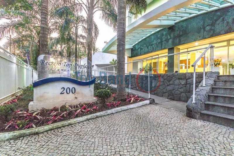 0000 - Apartamento Recreio dos Bandeirantes, Rio de Janeiro, RJ À Venda, 2 Quartos, 100m² - TIAP20430 - 1