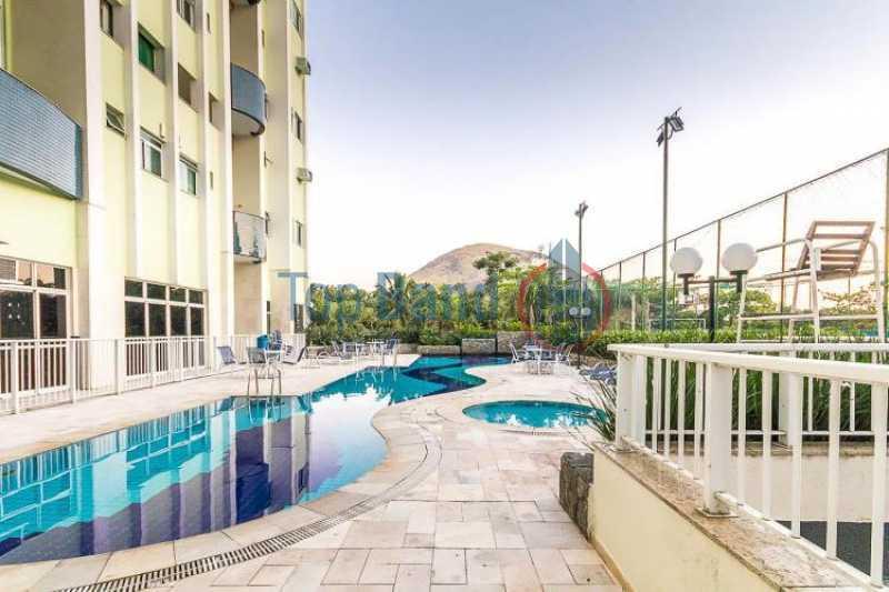 55 - Apartamento Recreio dos Bandeirantes, Rio de Janeiro, RJ À Venda, 2 Quartos, 100m² - TIAP20430 - 20