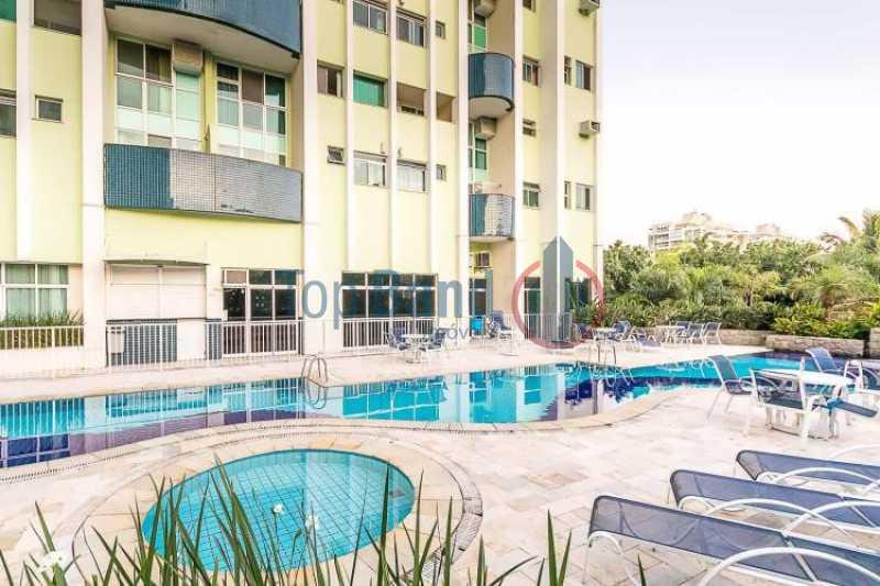 110 - Apartamento Recreio dos Bandeirantes, Rio de Janeiro, RJ À Venda, 2 Quartos, 100m² - TIAP20430 - 24