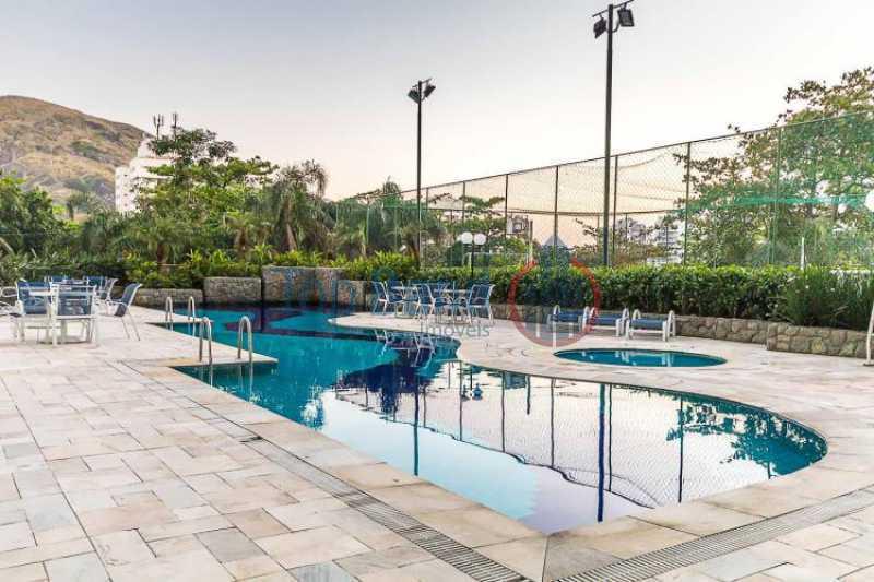 22222 - Apartamento Recreio dos Bandeirantes, Rio de Janeiro, RJ À Venda, 2 Quartos, 100m² - TIAP20430 - 29