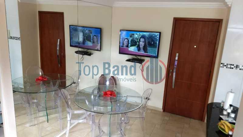 b6d98379-131c-46a6-996f-d96be8 - Apartamento para alugar Estrada dos Bandeirantes,Curicica, Rio de Janeiro - R$ 1.100 - TIAP20438 - 1