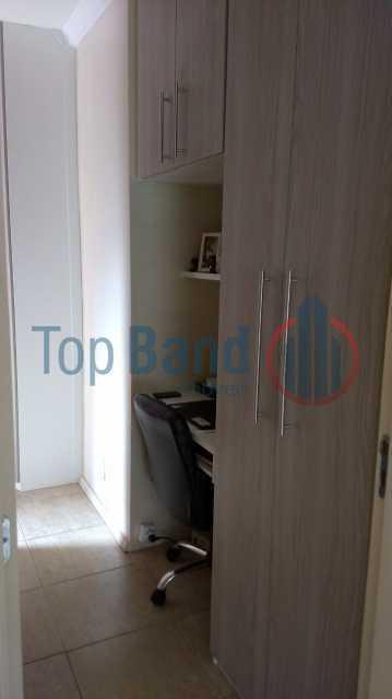 f5bce3c5-909c-4587-8663-709971 - Apartamento para alugar Estrada dos Bandeirantes,Curicica, Rio de Janeiro - R$ 1.100 - TIAP20438 - 13