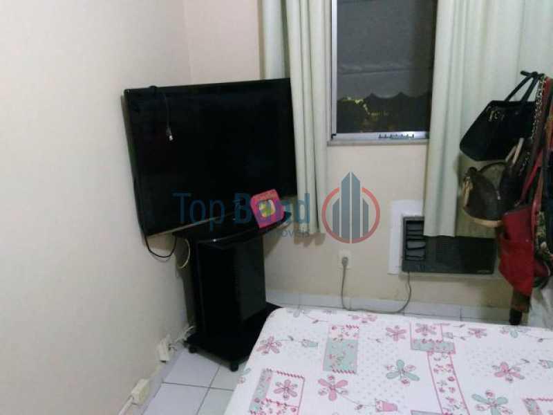 665003016718297 - Apartamento à venda Estrada dos Bandeirantes,Curicica, Rio de Janeiro - R$ 270.000 - TIAP20442 - 7