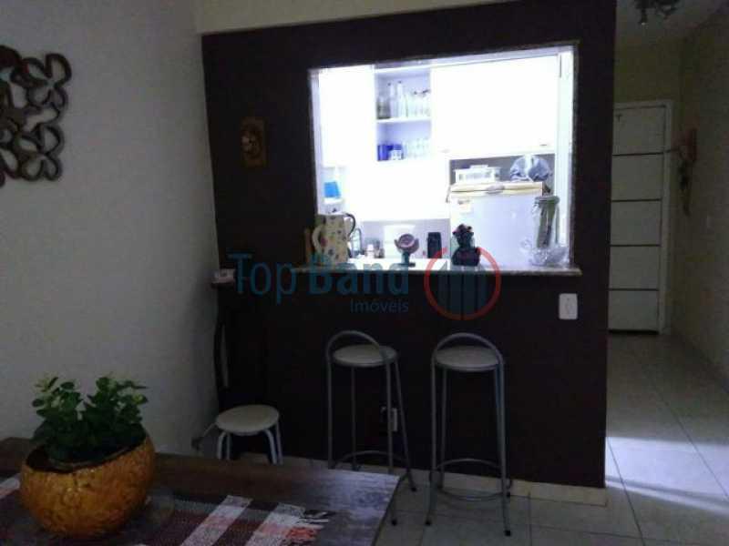 668003014047362 - Apartamento à venda Estrada dos Bandeirantes,Curicica, Rio de Janeiro - R$ 270.000 - TIAP20442 - 6