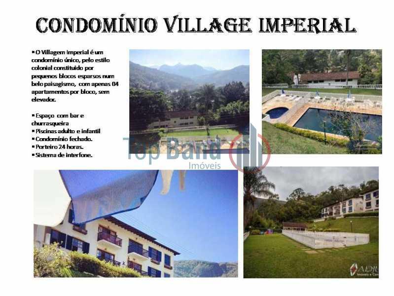 Slide1 - Apartamento à venda Rua Presidente Castelo Branco,Retiro, Petrópolis - R$ 660.000 - TIAP30297 - 4