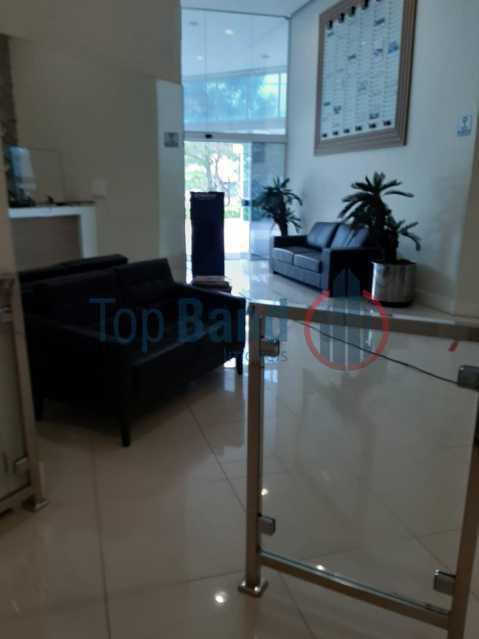 1f6a91cb-624a-40f7-8681-1c374f - Sala Comercial 24m² para alugar Avenida Olof Palme,Camorim, Rio de Janeiro - R$ 500 - TISL00127 - 12