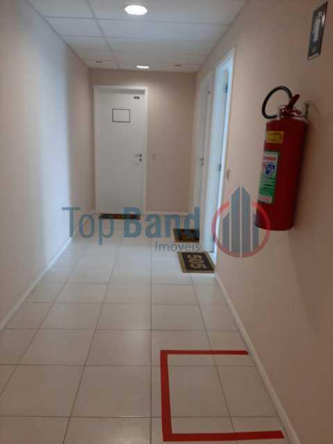 7d339f60-c63f-498d-a219-23abdb - Sala Comercial 24m² para alugar Avenida Olof Palme,Camorim, Rio de Janeiro - R$ 500 - TISL00127 - 9