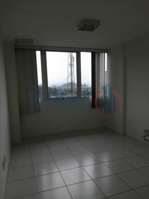 74ab83f0-8516-4e84-9749-983522 - Sala Comercial 24m² para alugar Avenida Olof Palme,Camorim, Rio de Janeiro - R$ 500 - TISL00127 - 1
