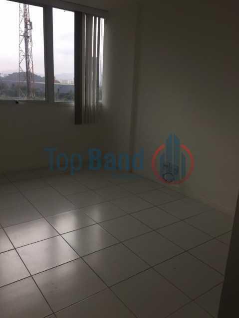 88a333ef-a876-4e2a-a52d-f40330 - Sala Comercial 24m² para alugar Avenida Olof Palme,Camorim, Rio de Janeiro - R$ 500 - TISL00127 - 6