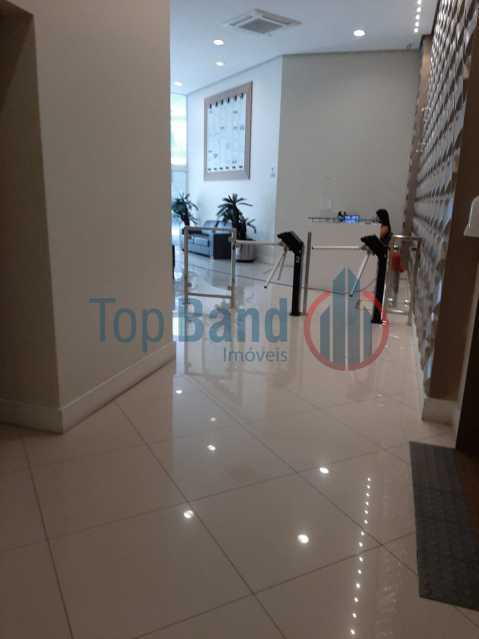 04698b8f-f352-4411-ae3e-17e0af - Sala Comercial 24m² para alugar Avenida Olof Palme,Camorim, Rio de Janeiro - R$ 500 - TISL00127 - 13