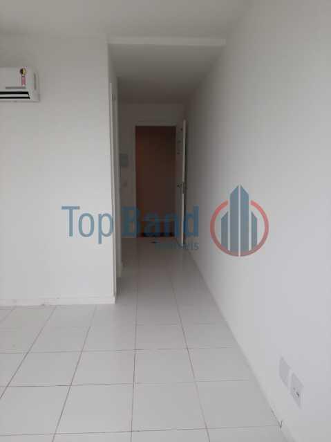 d05ab50d-a47e-4112-b02f-c460c9 - Sala Comercial 24m² para alugar Avenida Olof Palme,Camorim, Rio de Janeiro - R$ 500 - TISL00127 - 3