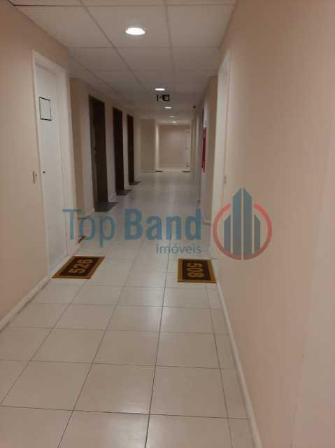 d8e285e6-d367-4fc4-b80c-179639 - Sala Comercial 24m² para alugar Avenida Olof Palme,Camorim, Rio de Janeiro - R$ 500 - TISL00127 - 15