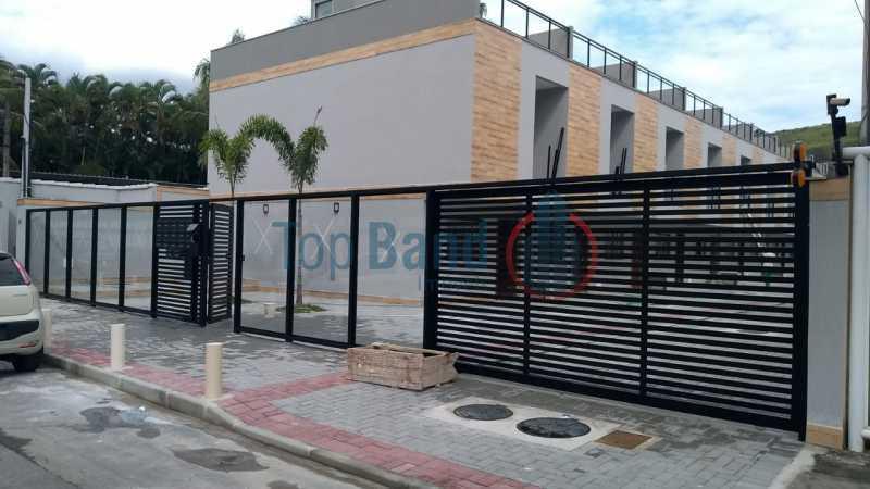 1 - Casa em Condomínio 2 quartos à venda Vargem Grande, Rio de Janeiro - R$ 399.000 - TICN20019 - 1