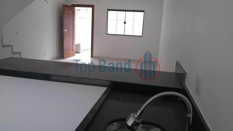 3 - Casa em Condomínio 2 quartos à venda Vargem Grande, Rio de Janeiro - R$ 399.000 - TICN20019 - 4