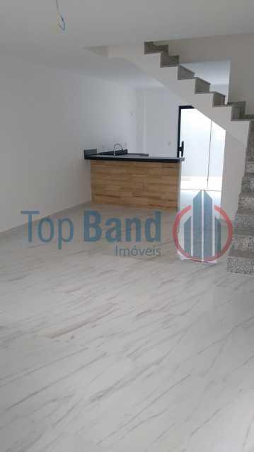 4 - Casa em Condomínio 2 quartos à venda Vargem Grande, Rio de Janeiro - R$ 399.000 - TICN20019 - 5