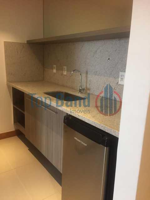 2bf043cb-d805-40d7-b99f-4dc6c9 - Flat para alugar Estrada dos Bandeirantes,Curicica, Rio de Janeiro - R$ 1.000 - TIFL10010 - 1