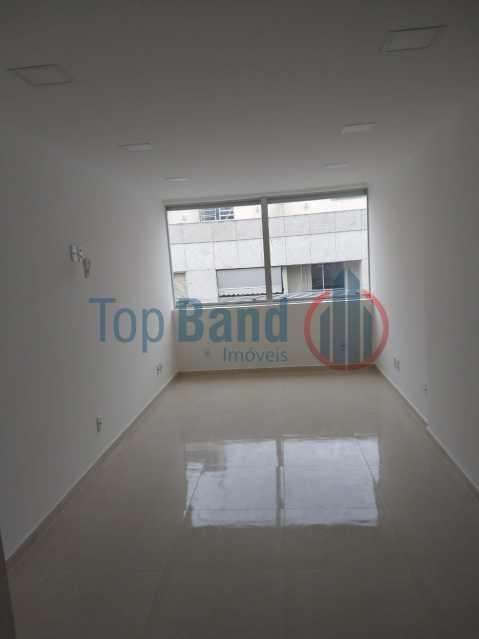 71d8e222-e7da-4ffa-8022-da2045 - Sala Comercial 23m² para alugar Recreio dos Bandeirantes, Rio de Janeiro - R$ 700 - TISL00131 - 5