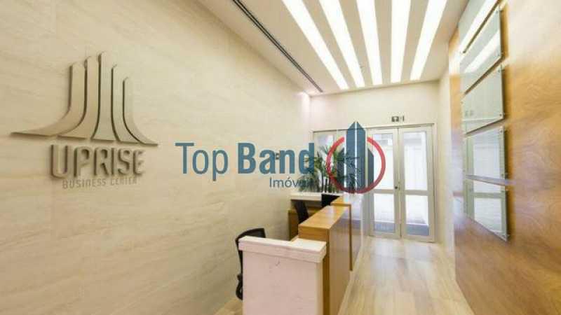12185_G1581000979 - Sala Comercial 23m² para alugar Recreio dos Bandeirantes, Rio de Janeiro - R$ 700 - TISL00131 - 9