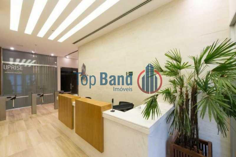 12185_G1581000981 - Sala Comercial 23m² para alugar Recreio dos Bandeirantes, Rio de Janeiro - R$ 700 - TISL00131 - 10