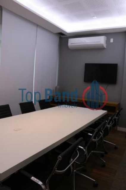 12185_G1581000990 - Sala Comercial 23m² para alugar Recreio dos Bandeirantes, Rio de Janeiro - R$ 700 - TISL00131 - 13