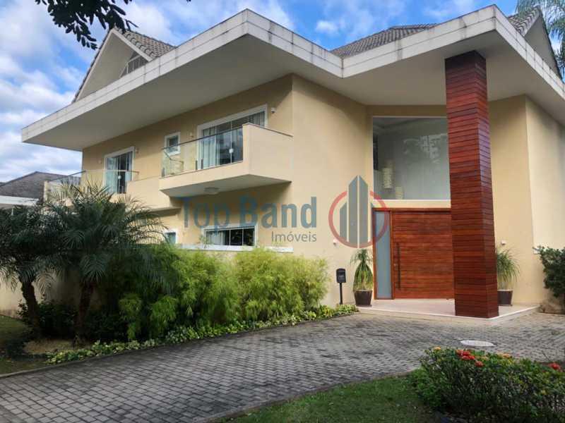 0c382760-7e42-43c2-abf0-8f7182 - Casa em Condomínio à venda Avenida Djalma Ribeiro,Barra da Tijuca, Rio de Janeiro - R$ 4.500.000 - TICN50030 - 1