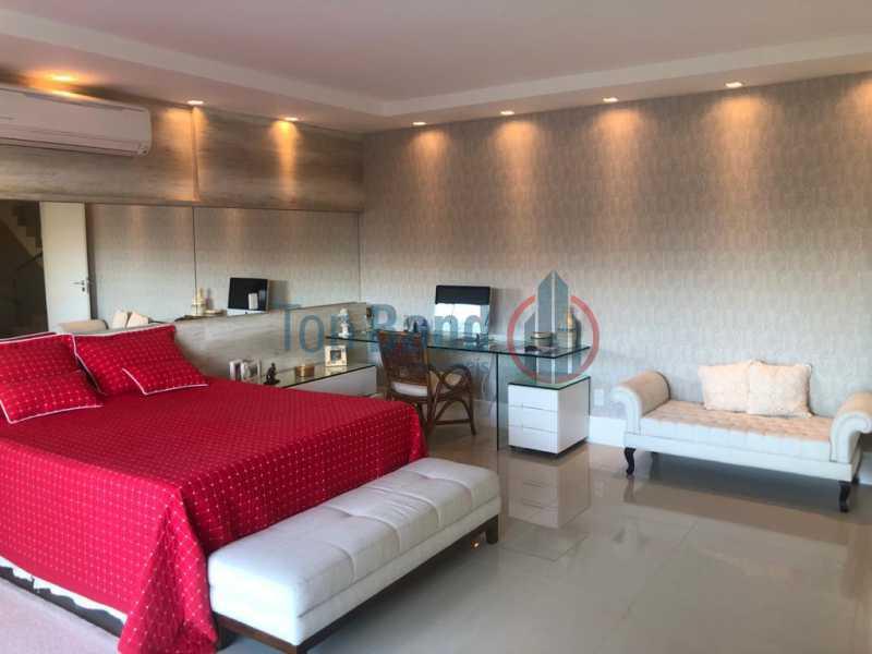 0de255de-0aac-4ece-ba9f-af13d7 - Casa em Condomínio à venda Avenida Djalma Ribeiro,Barra da Tijuca, Rio de Janeiro - R$ 4.500.000 - TICN50030 - 4