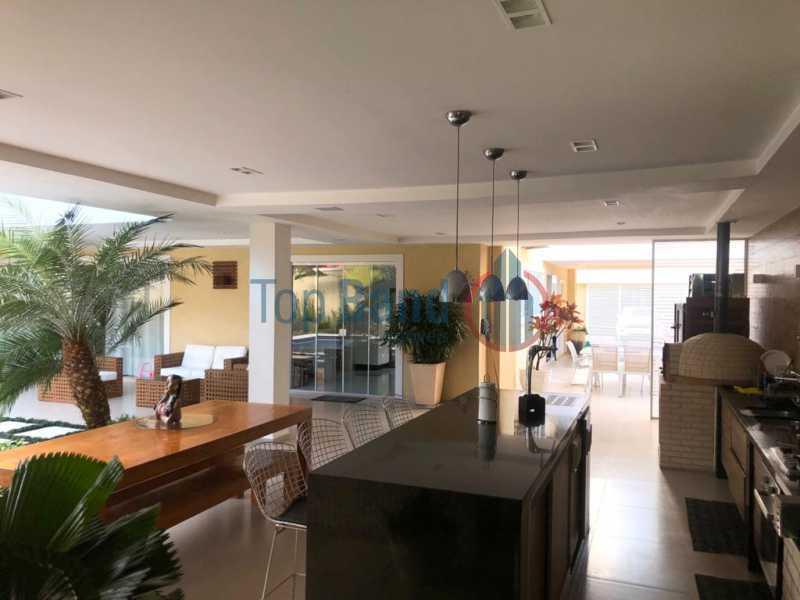 7c20da28-862e-426e-8837-907ad9 - Casa em Condomínio à venda Avenida Djalma Ribeiro,Barra da Tijuca, Rio de Janeiro - R$ 4.500.000 - TICN50030 - 7