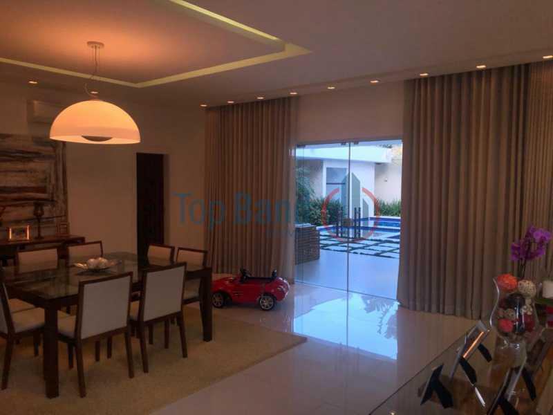 8e1c83b6-b763-40d2-a6b2-1b49c3 - Casa em Condomínio à venda Avenida Djalma Ribeiro,Barra da Tijuca, Rio de Janeiro - R$ 4.500.000 - TICN50030 - 8