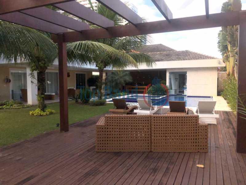 9f234aa5-0a08-43a2-b135-0eb9c0 - Casa em Condomínio à venda Avenida Djalma Ribeiro,Barra da Tijuca, Rio de Janeiro - R$ 4.500.000 - TICN50030 - 10