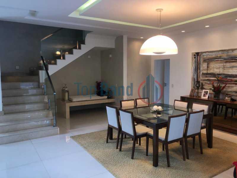 82a03c9e-6c9c-4086-bc06-2d9b47 - Casa em Condomínio à venda Avenida Djalma Ribeiro,Barra da Tijuca, Rio de Janeiro - R$ 4.500.000 - TICN50030 - 12