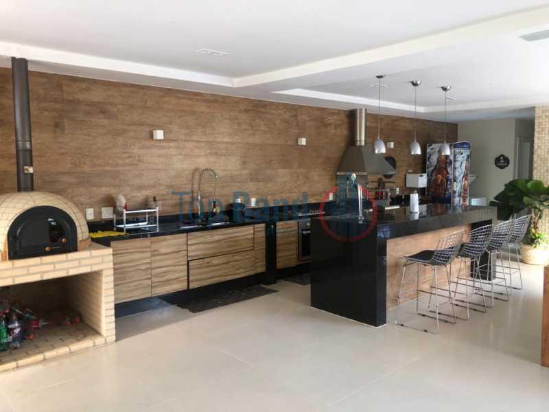 661a341f-49cd-4bfe-bd84-438cb5 - Casa em Condomínio à venda Avenida Djalma Ribeiro,Barra da Tijuca, Rio de Janeiro - R$ 4.500.000 - TICN50030 - 14
