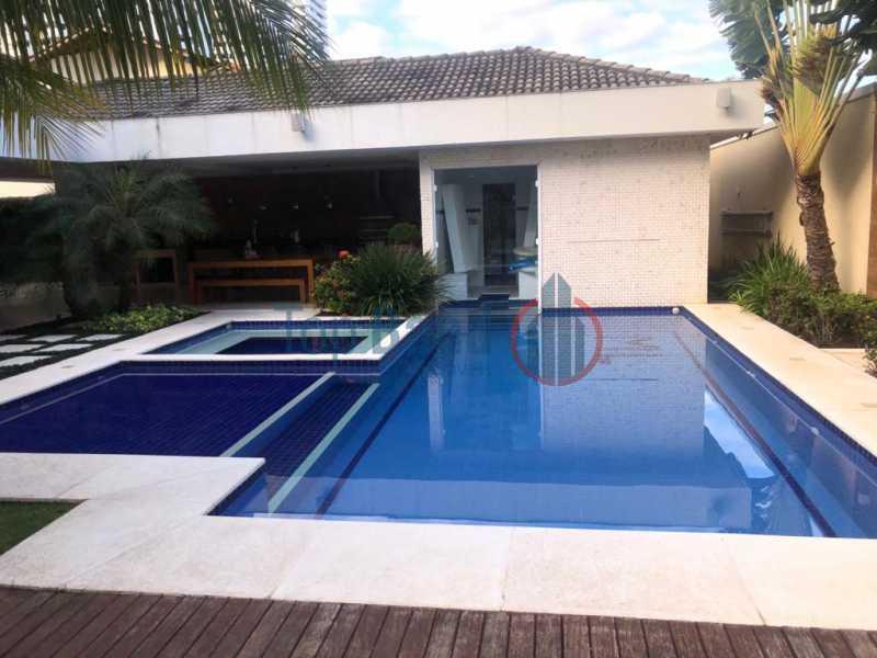 5904c034-d294-41c5-85f5-0c36e3 - Casa em Condomínio à venda Avenida Djalma Ribeiro,Barra da Tijuca, Rio de Janeiro - R$ 4.500.000 - TICN50030 - 17