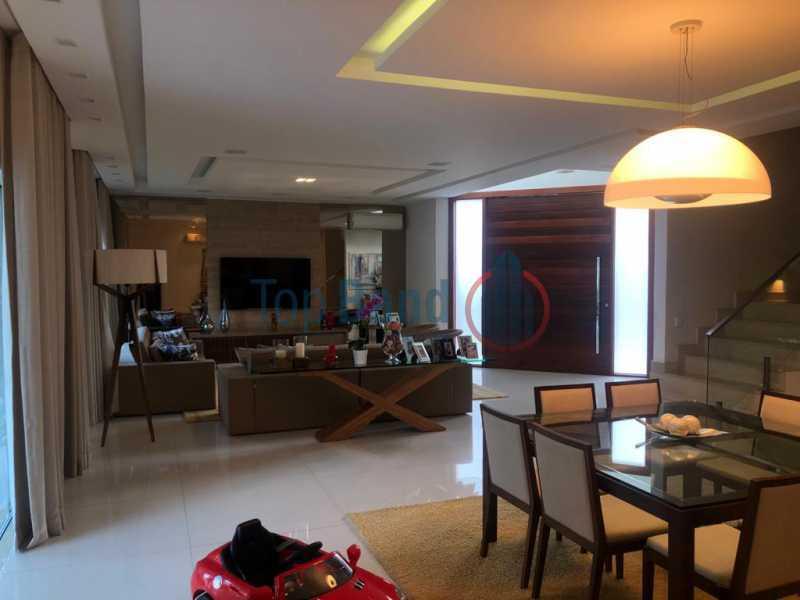 6540c924-419b-4dd1-a607-cecbb9 - Casa em Condomínio à venda Avenida Djalma Ribeiro,Barra da Tijuca, Rio de Janeiro - R$ 4.500.000 - TICN50030 - 18