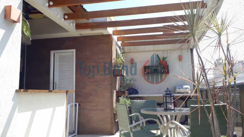 IMG-20201021-WA0106 - Cobertura à venda Rua Silvia Pozzana,Recreio dos Bandeirantes, Rio de Janeiro - R$ 910.000 - TICO30041 - 7