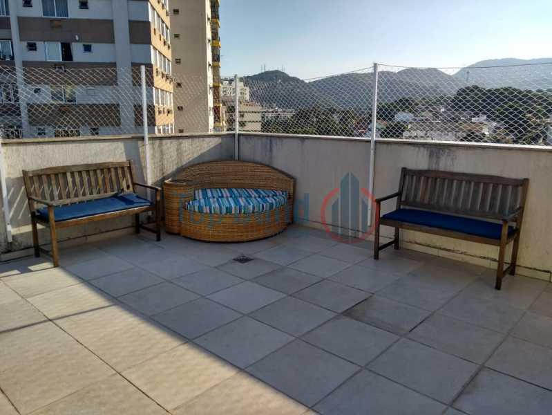 IMG-20210105-WA0050 - Cobertura à venda Rua Dona Francisca de Siqueira,Tanque, Rio de Janeiro - R$ 580.000 - TICO30043 - 4