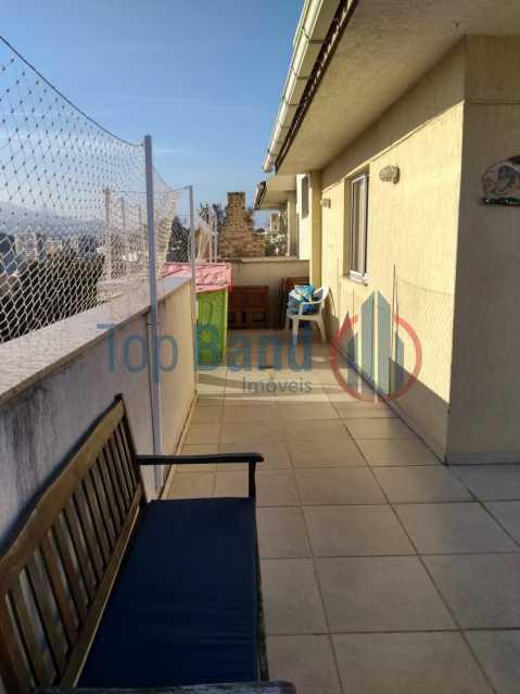 IMG-20210105-WA0053 - Cobertura à venda Rua Dona Francisca de Siqueira,Tanque, Rio de Janeiro - R$ 580.000 - TICO30043 - 29