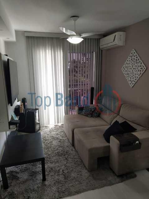 56df5e9c-22e5-4ad5-be01-f1bbeb - Apartamento à venda Estrada de Camorim,Jacarepaguá, Rio de Janeiro - R$ 349.000 - TIAP20479 - 1