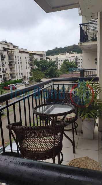 acbc4278-b021-4270-86a6-4d83ee - Apartamento à venda Estrada de Camorim,Jacarepaguá, Rio de Janeiro - R$ 349.000 - TIAP20479 - 3