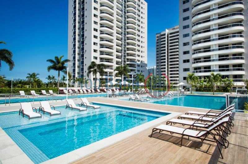 01_Piscinas-800x530 1 - Apartamento à venda Rua Escritor Rodrigo Melo Franco,Barra da Tijuca, Rio de Janeiro - R$ 730.000 - TIAP20486 - 1