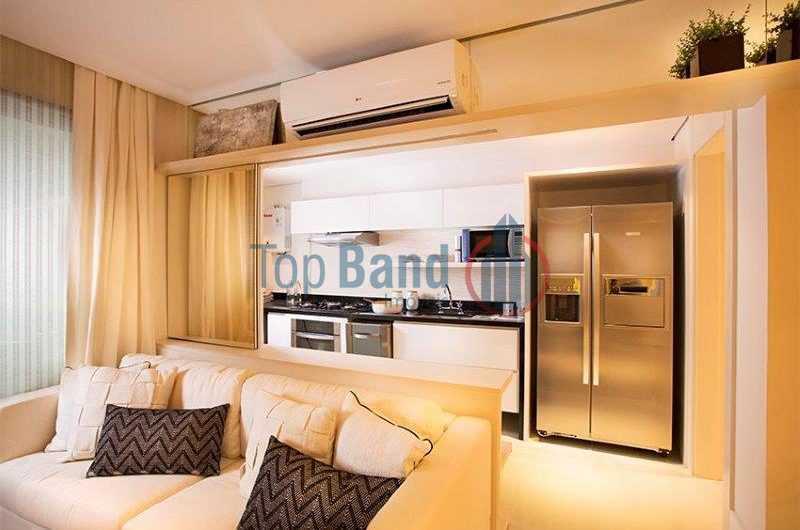 06_Cozinha-americana-800x530 1 - Apartamento à venda Rua Escritor Rodrigo Melo Franco,Barra da Tijuca, Rio de Janeiro - R$ 730.000 - TIAP20486 - 10