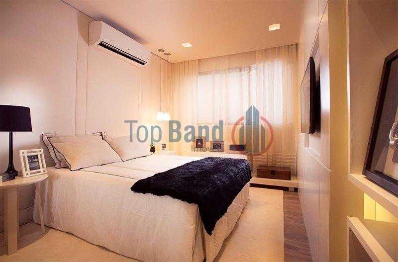 07_suite 1 - Apartamento à venda Rua Escritor Rodrigo Melo Franco,Barra da Tijuca, Rio de Janeiro - R$ 730.000 - TIAP20486 - 13