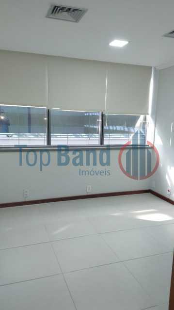 133b09ae-d434-4212-8b47-c546c6 - Sala Comercial 23m² para alugar Avenida Embaixador Abelardo Bueno,Barra da Tijuca, Rio de Janeiro - R$ 850 - TISL00134 - 8
