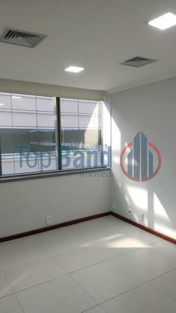 318c5328-fc07-41fc-ae5e-ef2637 - Sala Comercial 23m² para alugar Avenida Embaixador Abelardo Bueno,Barra da Tijuca, Rio de Janeiro - R$ 850 - TISL00134 - 3