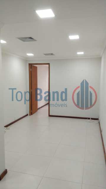 f6a0b74e-078f-4664-8322-f0de87 - Sala Comercial 23m² para alugar Avenida Embaixador Abelardo Bueno,Barra da Tijuca, Rio de Janeiro - R$ 850 - TISL00134 - 22