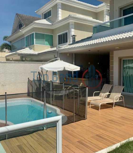 IMG-20210408-WA0050 - Casa em Condomínio à venda Estrada Vereador Alceu de Carvalho,Vargem Grande, Rio de Janeiro - R$ 1.800.000 - TICN50033 - 1