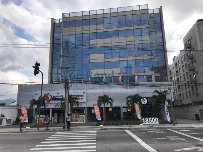 WhatsApp Image 2021-06-07 at 1 - Sala Comercial 24m² para alugar Avenida das Américas,Recreio dos Bandeirantes, Rio de Janeiro - R$ 750 - TISL00137 - 1