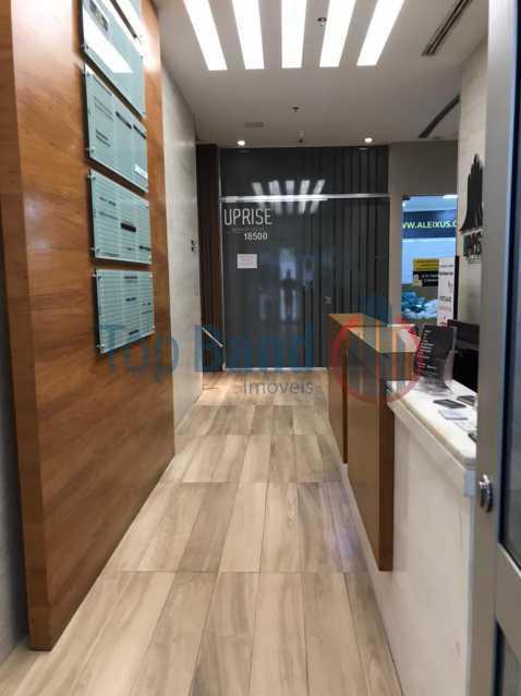 WhatsApp Image 2021-06-07 at 1 - Sala Comercial 24m² para alugar Avenida das Américas,Recreio dos Bandeirantes, Rio de Janeiro - R$ 750 - TISL00137 - 3