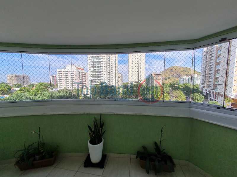20210715_133620 - Apartamento à venda Avenida José Luiz Ferraz,Recreio dos Bandeirantes, Rio de Janeiro - R$ 580.000 - TIAP20499 - 16