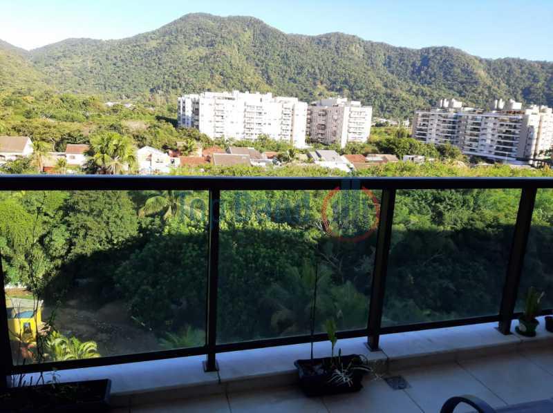 WhatsApp Image 2021-07-20 at 1 - Cobertura à venda Rua Nilton Santos,Recreio dos Bandeirantes, Rio de Janeiro - R$ 924.000 - TICO30047 - 3